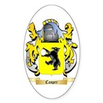 Casper Sticker (Oval)