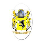 Casper 35x21 Oval Wall Decal