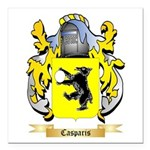 Casparis Square Car Magnet 3