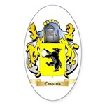 Casparis Sticker (Oval 10 pk)