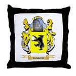 Casparis Throw Pillow