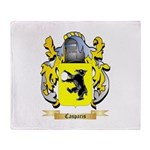 Casparis Throw Blanket