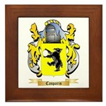 Casparis Framed Tile