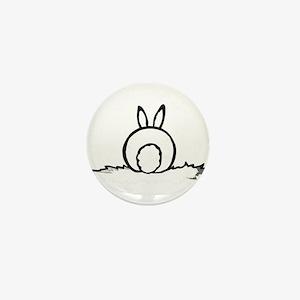 Cotton Tail Mini Button