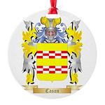 Cason Round Ornament
