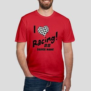 Custom Racing T-Shirt