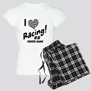 Custom Racing Pajamas