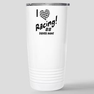 Custom Racing Travel Mug