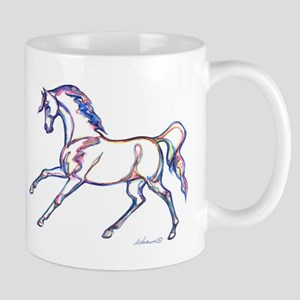 Mug Colorful Horse by Delia