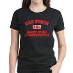 Red State Right-Wing Women's Dark T-Shirt