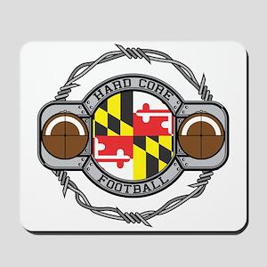 Maryland Football Mousepad