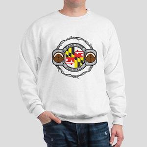 Maryland Football Sweatshirt