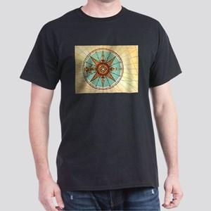 Antique Compass Rose T-Shirt