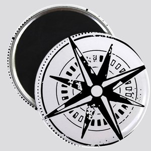 Ring of Fire Graphic Compass Magnet