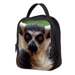 Lemur Neoprene Lunch Bag