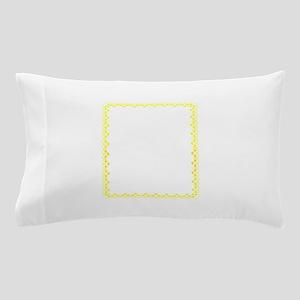 Border Ornament 20 Pillow Case