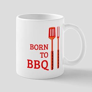 Born To BBQ Mug