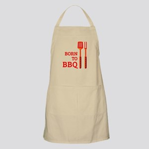 Born To BBQ Apron