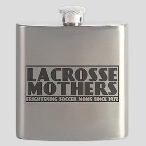 Lacrosse Mothers Flask