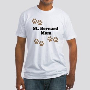 St. Bernard Mom T-Shirt