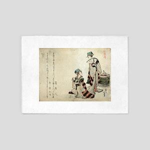 Yoshiwara Suzume - Hokusai Katsushika - 1804 -wood