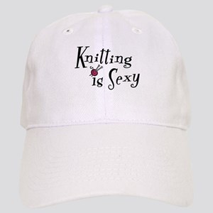 Knitting is Sexy Cap