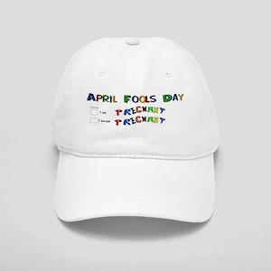 April Fools Day Pregnant Baseball Cap