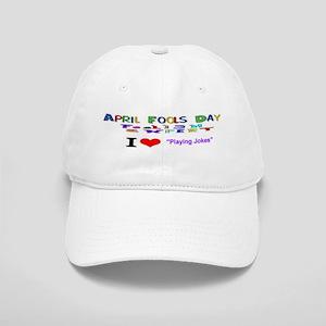 April Fools Day Jokes Baseball Cap
