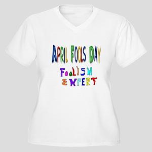 April Fools Day Plus Size T-Shirt