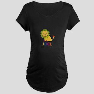 Joel Loves Lions Maternity T-Shirt