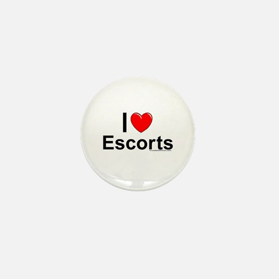 Escorts Mini Button