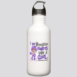 Licensed Fights Like a Stainless Water Bottle 1.0L