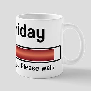 Friday loading Mug