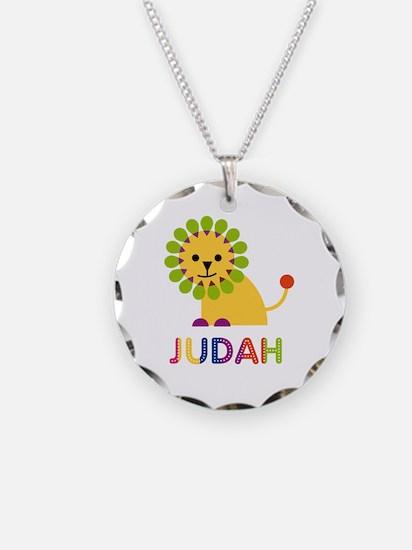 Judah Loves Lions Necklace