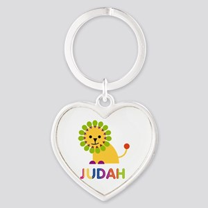 Judah Loves Lions Keychains