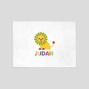 Judah Loves Lions 5'x7'Area Rug