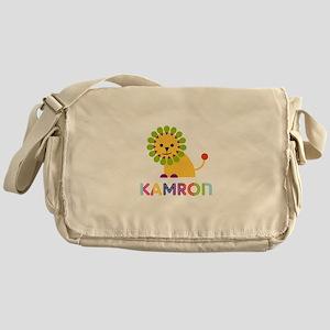 Kamron Loves Lions Messenger Bag