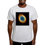 Ring Nebula Ash Grey T-Shirt