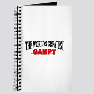 """""""The World's Greatest Gampy"""" Journal"""
