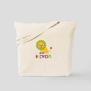 Keyon Loves Lions Tote Bag