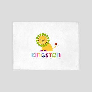 Kingston Loves Lions 5'x7'Area Rug