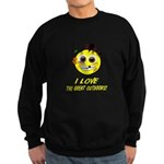 I LOVE the Great Outdoors! Sweatshirt