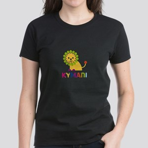 Kymani Loves Lions T-Shirt
