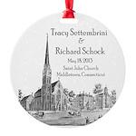 Settembrini & Schock Metallic Ornament