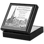 Father Mike Jubilee Keepsake Box