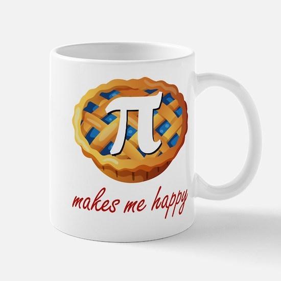 Pi Happy Mugs