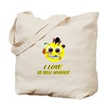 I LOVE the Great Outdoors! Tote Bag
