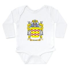 Casola Long Sleeve Infant Bodysuit