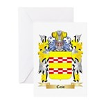 Caso Greeting Cards (Pk of 20)