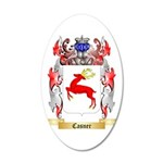 Casner 35x21 Oval Wall Decal